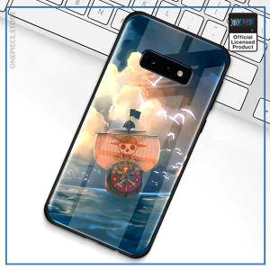 One Piece Samsung Case  Thousand Sunny OP1505 for Samsung S10e Official One Piece Merch