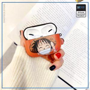 One Piece AirPod Pro Case  Smiling Luffy OP1505 Default Title Official One Piece Merch