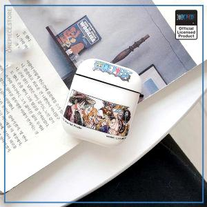 One Piece AirPod Case  Straw Hat Pirates OP1505 Default Title Official One Piece Merch