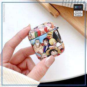 One Piece AirPod Case  Straw Hat Crew OP1505 Default Title Official One Piece Merch