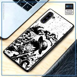 One Piece Samsung Case  Luffy Red Hawk OP1505 for S7 Edge Official One Piece Merch