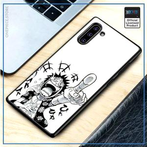 One Piece Samsung Case  Luffy Mocking Pica OP1505 for S7 Edge Official One Piece Merch