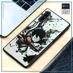 One Piece Samsung Case  Luffy Hard Punch OP1505 for S7 Edge Official One Piece Merch