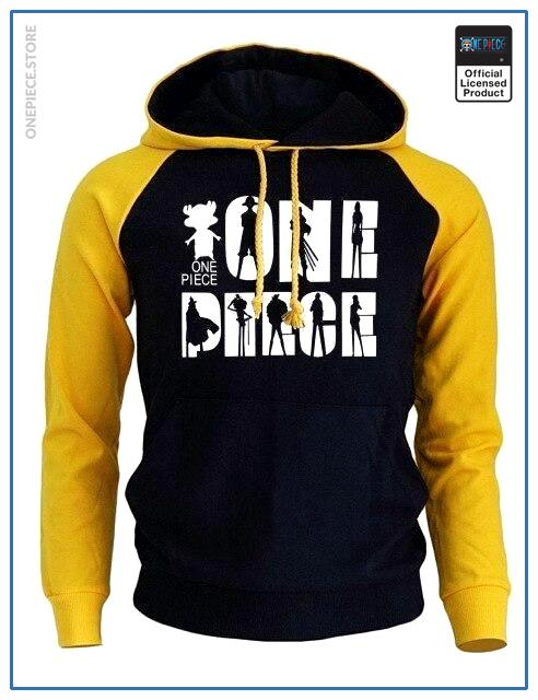 Red / M Official One Piece Merch