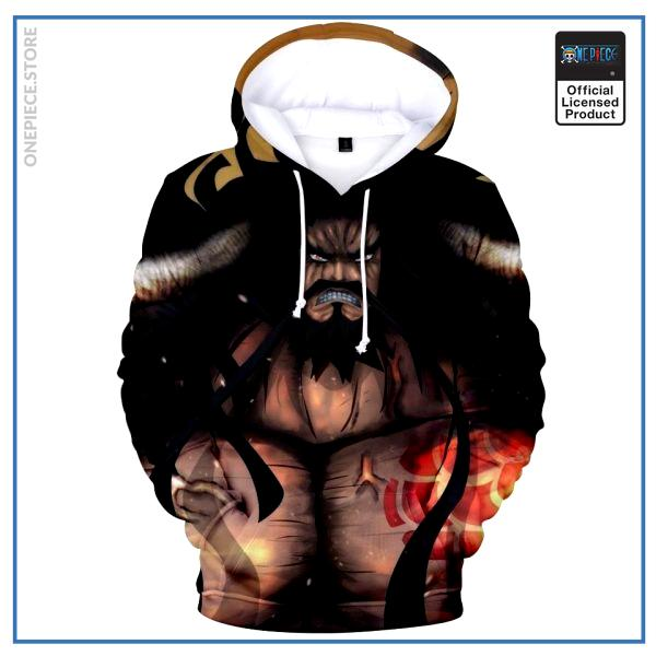 One Piece Hoodie  Kaido OP1505 S Official One Piece Merch