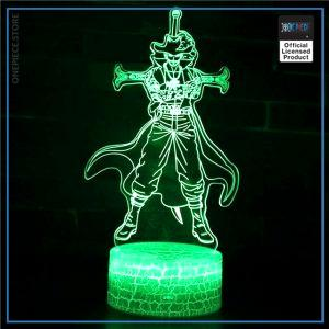 One Piece Light Lamp  Dracule Mihawk OP1505 Touch Official One Piece Merch