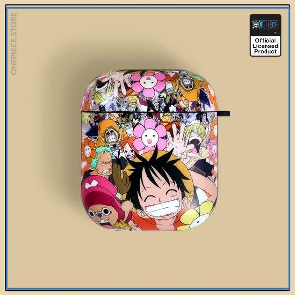 One Piece AirPod Case  Grand Line OP1505 Default Title Official One Piece Merch
