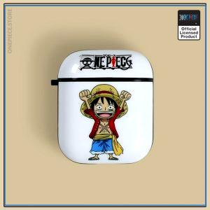 One Piece AirPod Case  Small Luffy OP1505 Default Title Official One Piece Merch