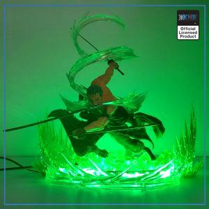 One Piece LED Lamp  Zoro OP1505 Default Title Official One Piece Merch