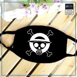 One Piece Face Mask  Logo OP1505 Default Title Official One Piece Merch