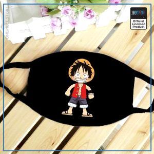 One Piece Face Mask  Kid Luffy OP1505 Default Title Official One Piece Merch