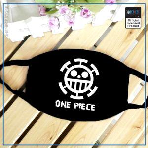 One Piece Face Mask  Heart Pirates OP1505 Default Title Official One Piece Merch
