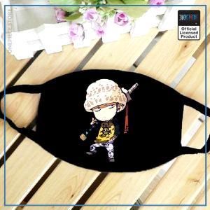 One Piece Face Mask  Trafalgar Law OP1505 Default Title Official One Piece Merch