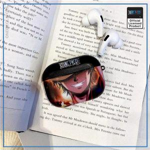 One Piece AirPod Pro Case  Serious Luffy OP1505 Default Title Official One Piece Merch