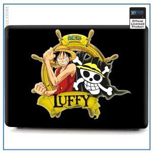 One Piece Laptop Skin  Luffy OP1505 Air 11 A1370 A1465 Official One Piece Merch