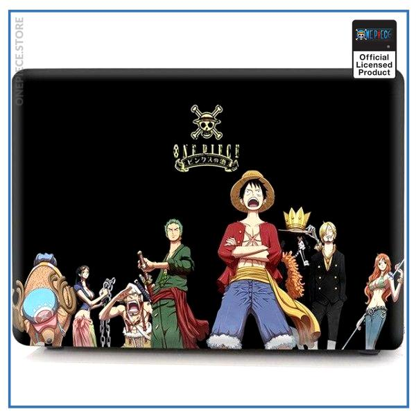 One Piece Laptop Skin  Straw Hat Crew OP1505 Pro 15 A1707 A1990 Official One Piece Merch