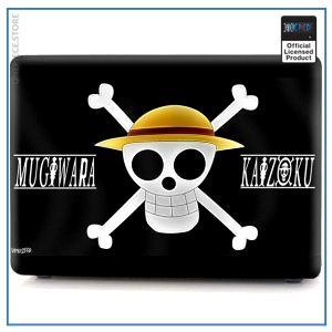 One Piece Laptop Skin  Jolly Roger OP1505 Retina 12 A1534 Official One Piece Merch