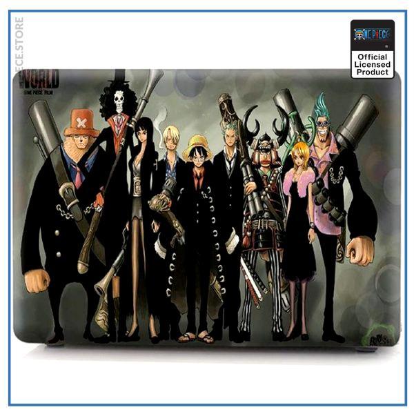 One Piece Laptop Skin  Strong World OP1505 Air 11 A1370 A1465 Official One Piece Merch