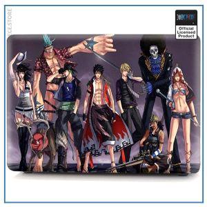 One Piece Laptop Skin  Mugiwara Pirates OP1505 Pro 15 A1286 Official One Piece Merch