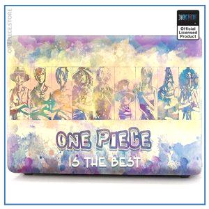 One Piece Laptop Skin  Colorful Water Painting OP1505 Retina 12 A1534 Official One Piece Merch