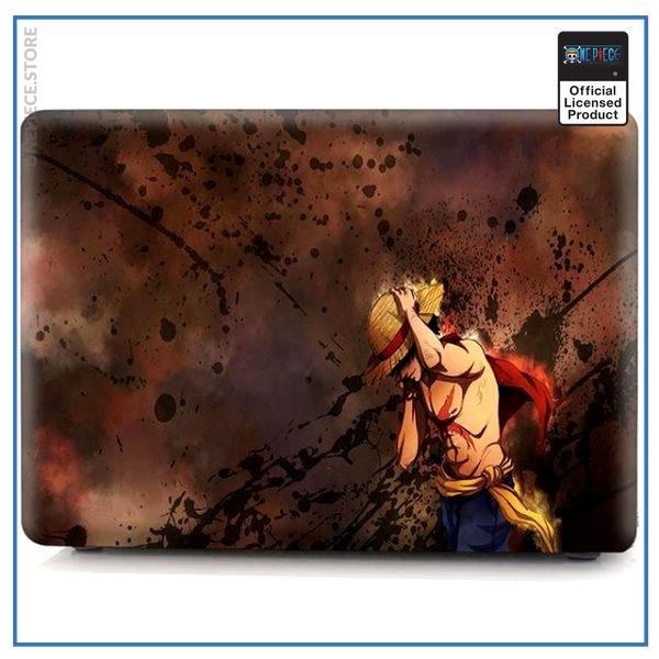 One Piece Laptop Skin  Hell Luffy OP1505 Pro 15 A1707 A1990 Official One Piece Merch