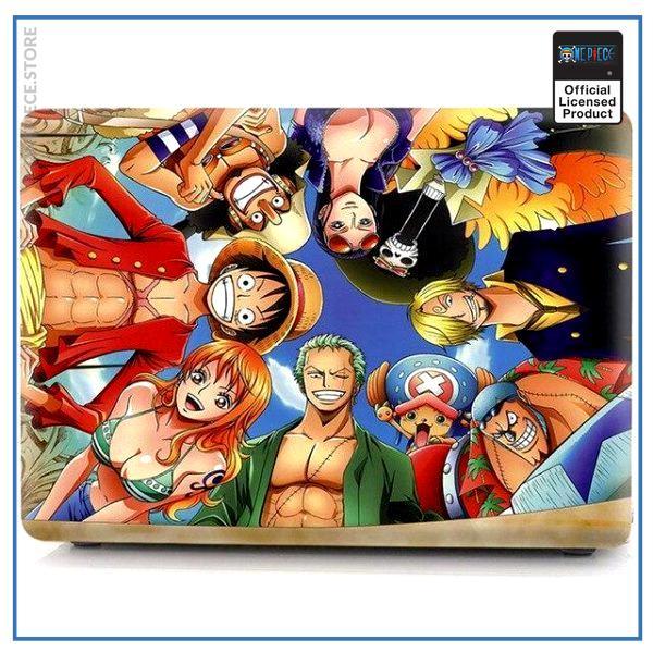 One Piece Laptop Skin  Straw Hat Pirates OP1505 Retina 12 A1534 Official One Piece Merch