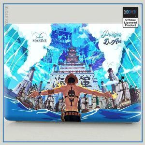 One Piece Laptop Skin  Portgas D. Ace OP1505 Air 11 A1370 A1465 Official One Piece Merch