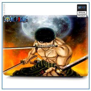 One Piece Laptop Skin  Zoro OP1505 Pro 13 A1706 A1708 Official One Piece Merch