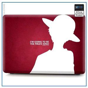 One Piece Laptop Skin  Monkey D. Luffy OP1505 Retina 12 A1534 Official One Piece Merch
