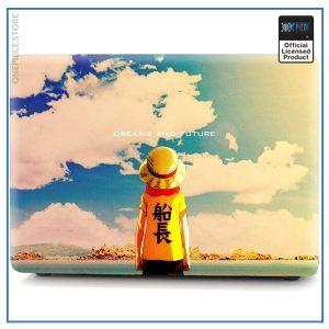 One Piece Laptop Skin  Straw Hat Luffy OP1505 Retina 12 A1534 Official One Piece Merch
