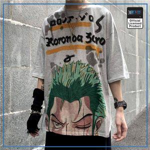 One Piece Shirt  Zoro STREETWEAR OP1505 S Official One Piece Merch