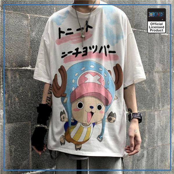 One Piece Shirt  Chopper STREETWEAR OP1505 S Official One Piece Merch