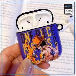 One Piece AirPod Case  Ace OP1505 Default Title Official One Piece Merch