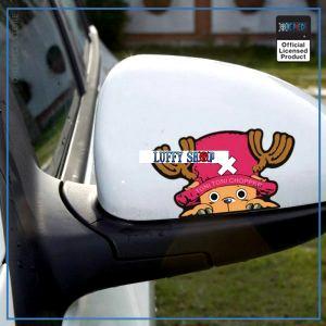 One Piece Car Sticker  Chopper OP1505 Default Title Official One Piece Merch