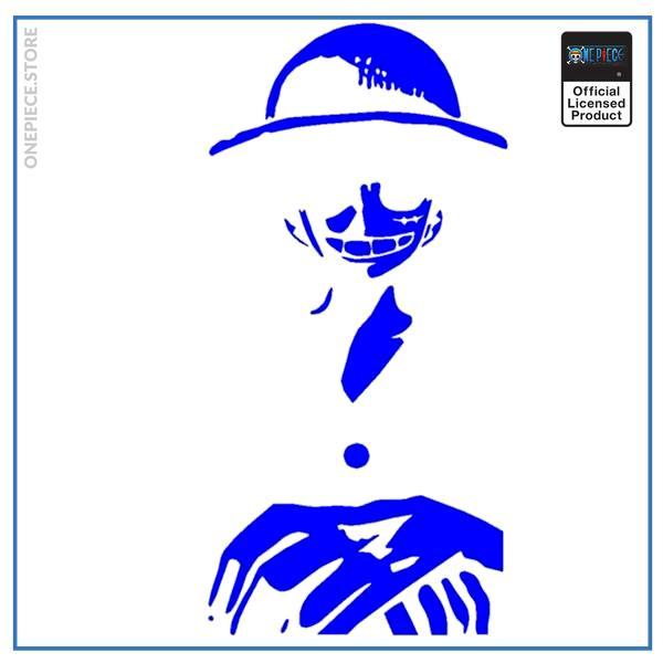 Blue / 25cmX12cm Official One Piece Merch
