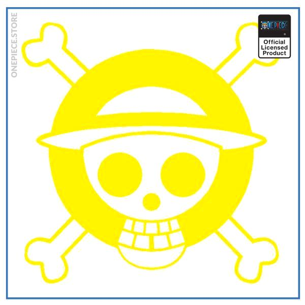 Blue / 19x19cm Official One Piece Merch