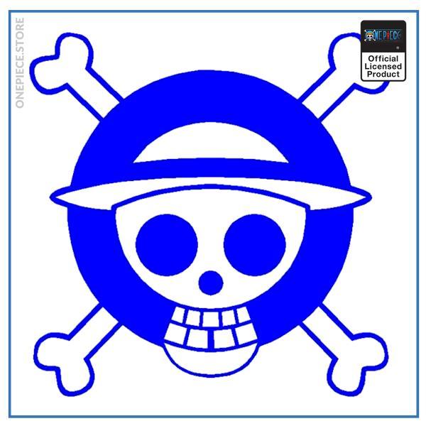 White / 19x19cm Official One Piece Merch