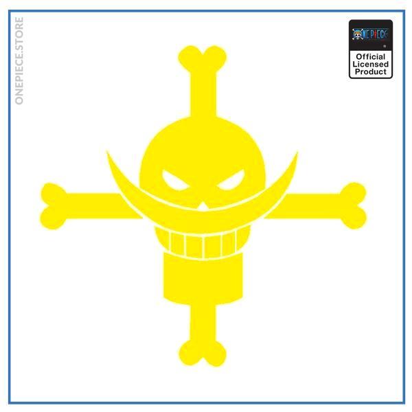 Blue / 19x19 cm Official One Piece Merch