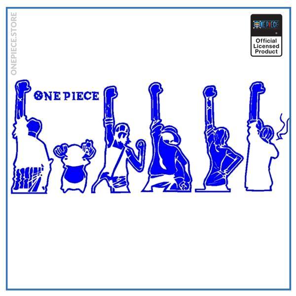 Blue / 100x41cm Official One Piece Merch