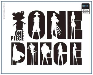 One Piece Car Sticker  ONE PIECE OP1505 Default Title Official One Piece Merch