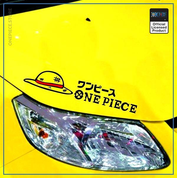 Black Official One Piece Merch