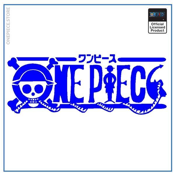 Blue / 50x19cm Official One Piece Merch