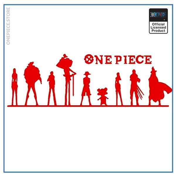 Blue / 50x16 cm Official One Piece Merch
