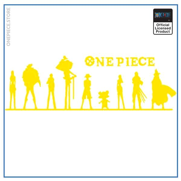 Blue / 100x32 cm Official One Piece Merch
