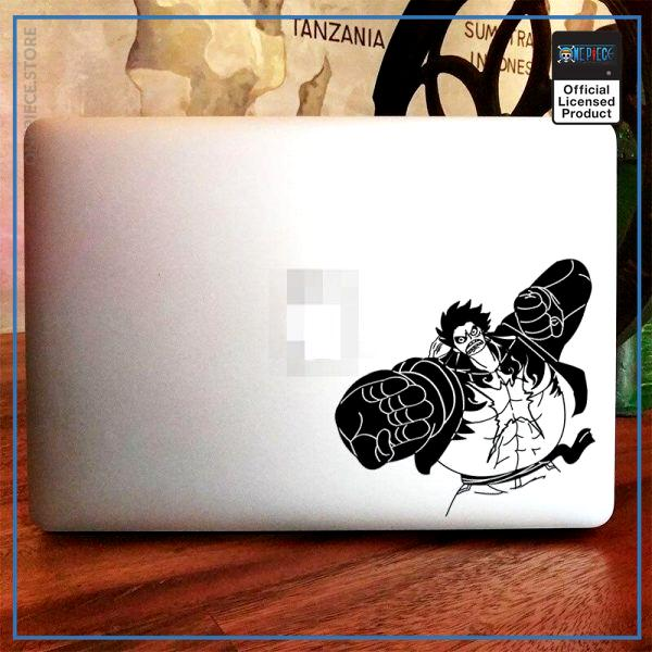 One Piece Laptop Sticker  Gear 4 OP1505 Other 14 inch Laptop / White Decal Official One Piece Merch
