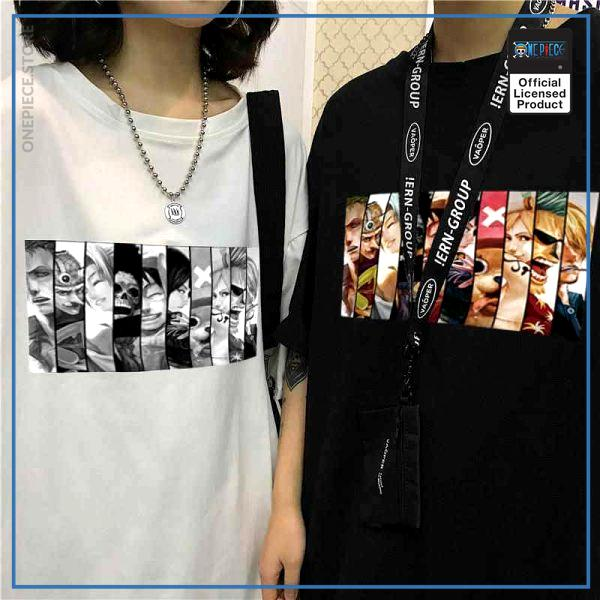 Black - Color / L Official One Piece Merch
