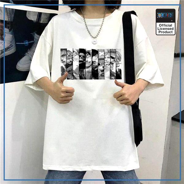 Black - Color / XXL Official One Piece Merch