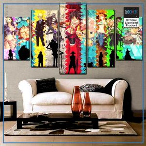 One Piece Wall Art  The Straw Hats OP1505 Small / No Frame Official One Piece Merch