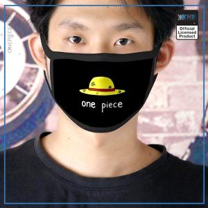 One Piece Face Mask  ONE PIECE OP1505 Default Title Official One Piece Merch