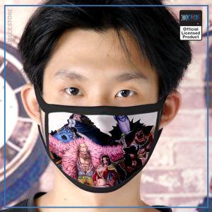 One Piece Face Mask  Shichibukai OP1505 Default Title Official One Piece Merch